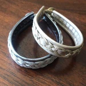 Loft leather bracelets-LIKE NEW